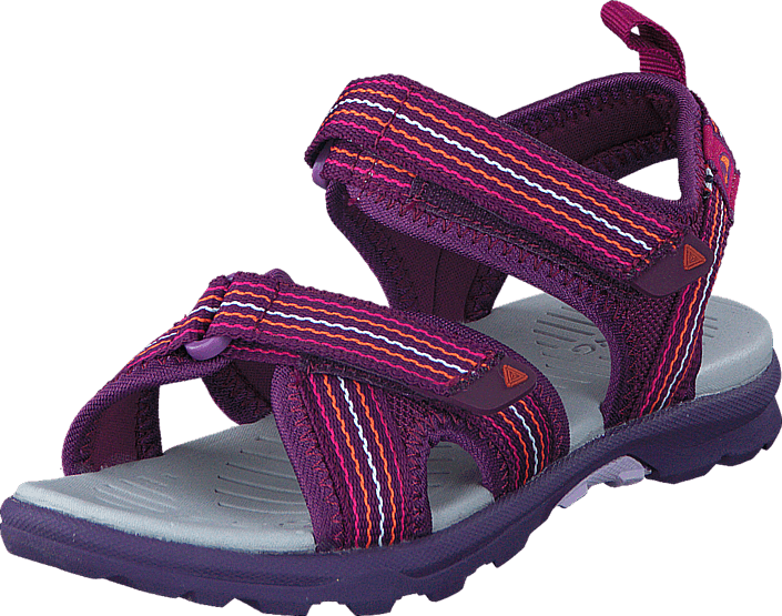 Viking - Loppa Plum/Dark Pink