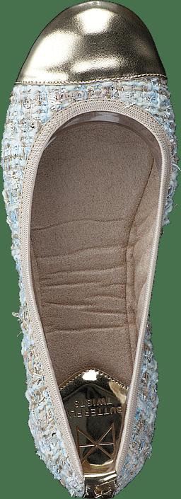 Bouclé Brune Flats Online Verity Kjøp Nude Twists Butterfly Sko wxTIqUfT