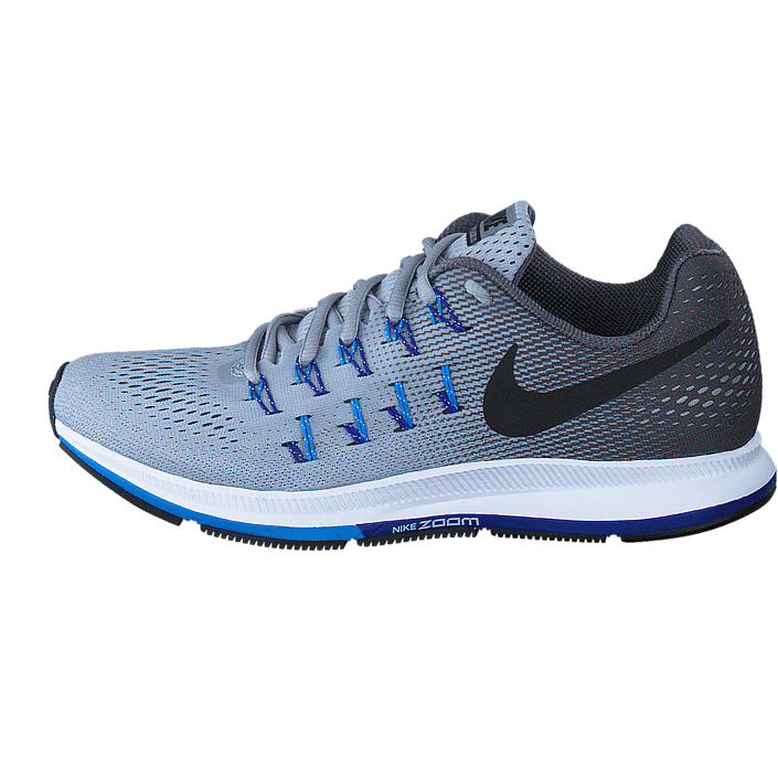 Koop Nike Air Zoom Pegasus 33 Wolf GreyBlack Dark Grey Blue