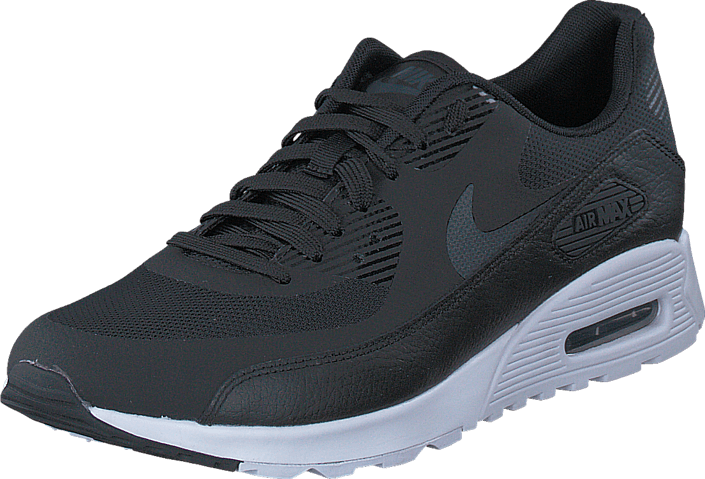 Nike - W Air Max 90 Ultra 2.0 Black/Mtlc Hematite-White