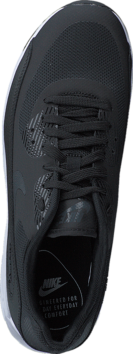 Kjøp Nike W Air Max 90 Ultra 2.0 Black/mtlc Hematite-white Sko Online