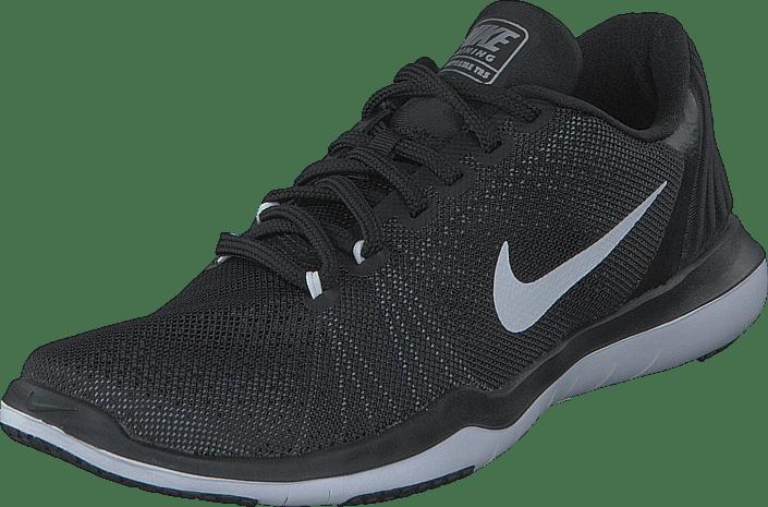 newest collection c5f93 31faf Nike - Wmns Nike Flex Supreme Tr 5 Black White-Pure Platinum