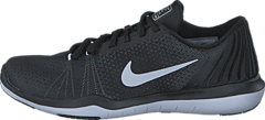 Wmns Nike Flex Supreme Tr 5 Black/White-Pure Platinum
