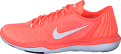 Wmns Nike Flex Supreme Tr 5 Lava Glow/White-University Red