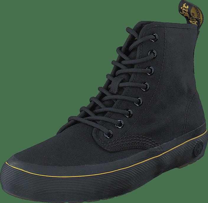 Og Monet Sorte Sneakers Sko Dr Black Online Sportsko Kjøp Martens SAx4qg8w8f