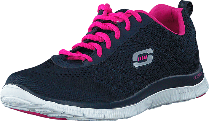 Online 12058 Nvpk Flex Skechers Sko Blå Kjøp Appeal Sneakers wqP1R0