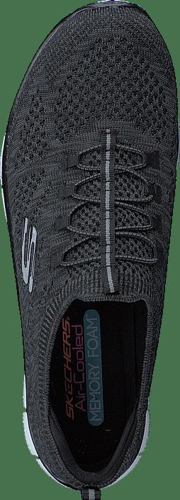 Skechers 12418 Empire Sneakers Sko Online Bkw Kjøp Sorte aq7da