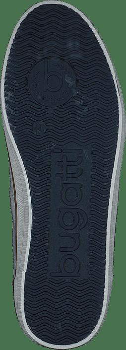 Online Kjøp Sko 06f4813 Hvite Lave White Bugatti qrIrwnRX