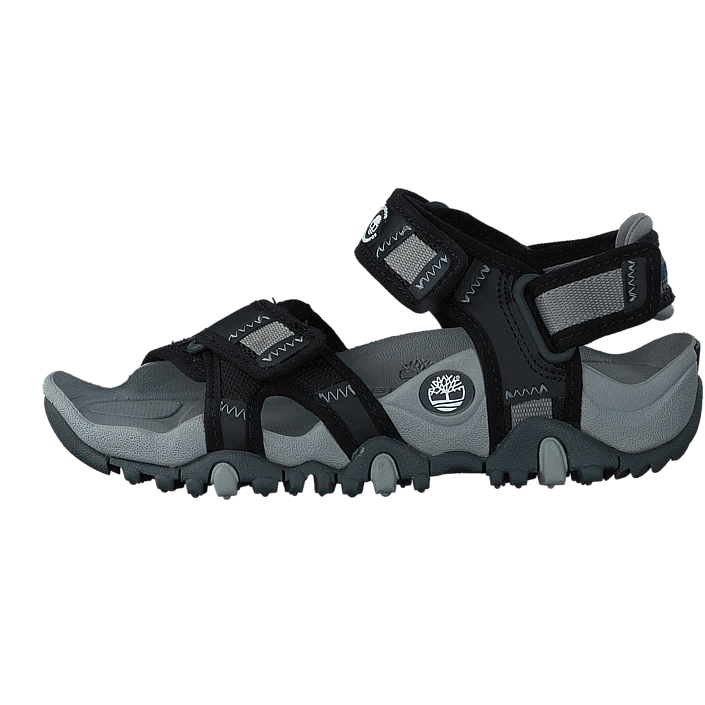 RG Trail Nekkol Sandal Black
