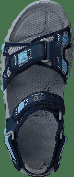 Timberland - RG Trail Nekkol Sandal Nav Blue
