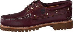 Authentics 3 Eye Classic Burgundy Pull Up
