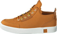 Amherst High Top Chukka Wheat Nubuck