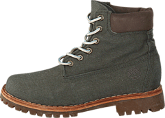 704fce49f5e Timberland - LTD Fabric 6in Canteen w/ Thread Canvas