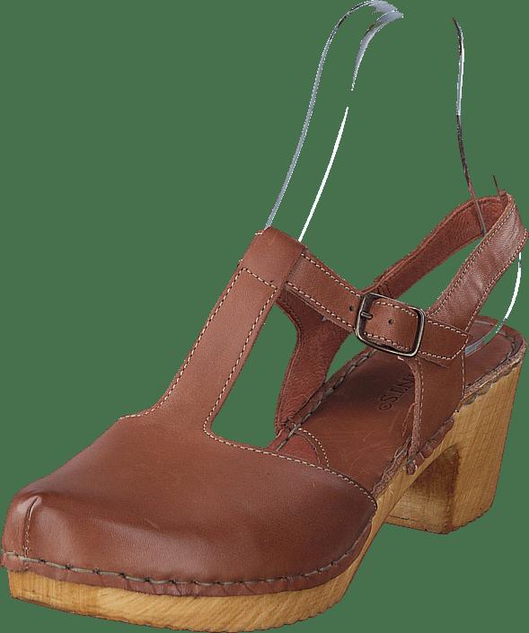 Online Ten 743010 Kjøp Sko Miriam Heels Points Brown Brune x0Hngqv4w