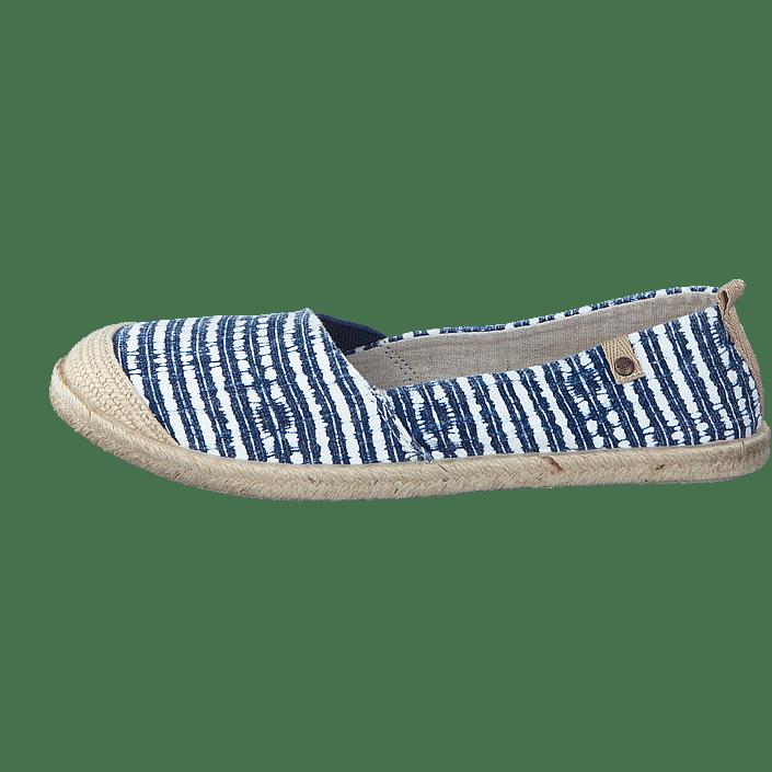 Chaussures Flamenco Roxy Online Navywhite Acheter Marrons xISf0nzIq1