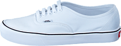 UA Authentic Lite true white