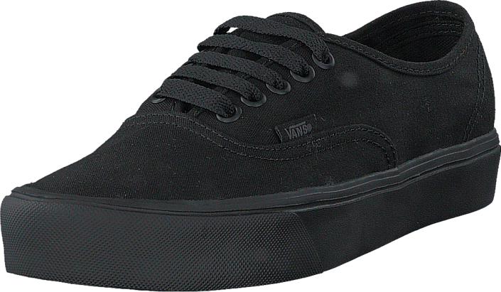 a038d0f8e0b3 Buy Vans UA Authentic Lite (Canvas) Black Black black Shoes Online ...