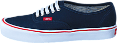 UA Authentic Lite (Speckle) Dress Blues/White