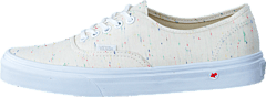 UA Authentic cream/true white