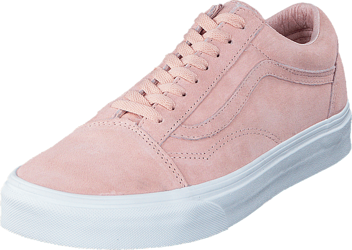 105eafa24e Buy Vans UA Old Skool Suede Spanish Villa Blanc pink Shoes Online ...