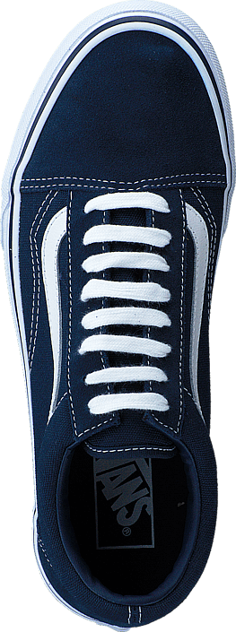 Buy Vans UA Old Skool Dress Blues True White blue Shoes Online ... f7a38defc6