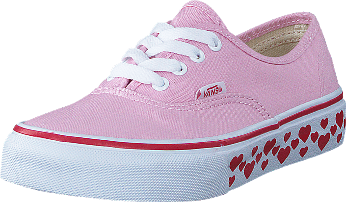 UY Authentic pink ladyred