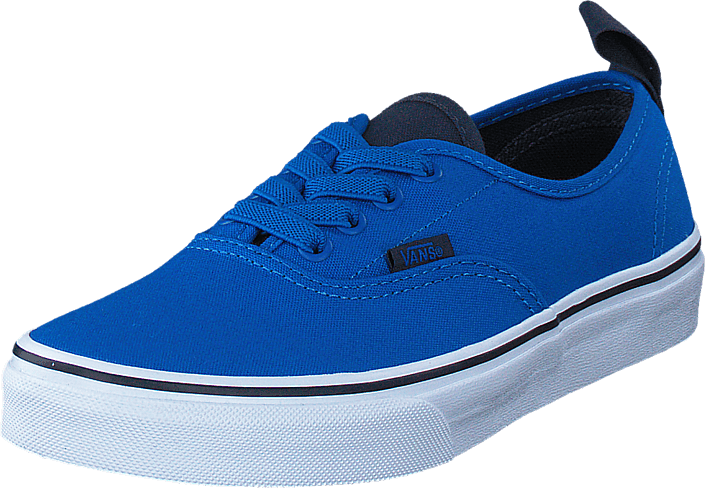 dd59daa37efd Buy Vans UY Authentic Elastic Lace imperial blue parisian night blue ...