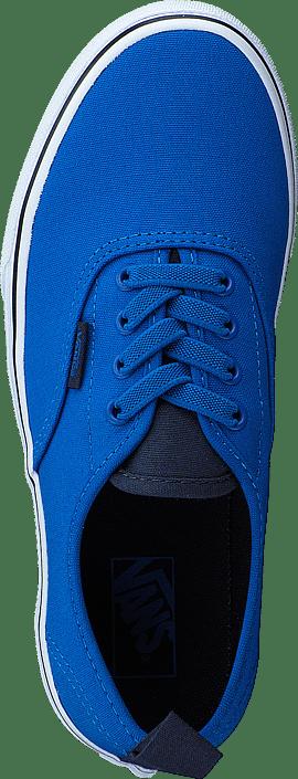5e74ee0ad9c Koop Vans UY Authentic Elastic Lace imperial blue/parisian night ...