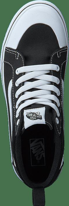 Vans - UY Racer Mid black/true white