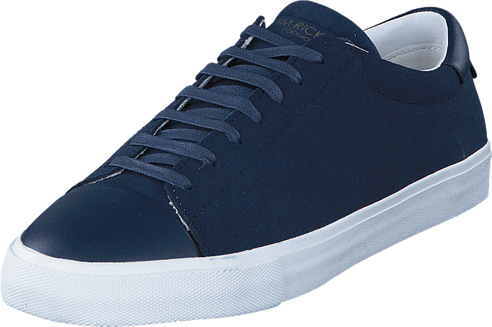pretty nice 0d06d 26799 Jim Rickey - Cappie Suede Leather Navy
