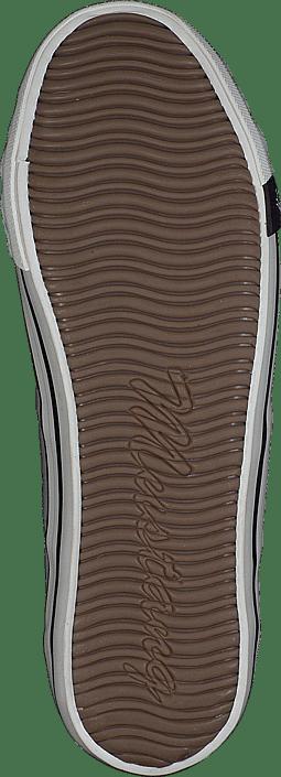 Blå 1099401 Kjøp Online Mustang 22 Sneakers Light Grey Sko PnRSXw