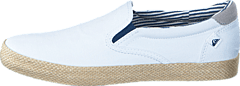 Shorebreak Slip-On Esp White/Brown