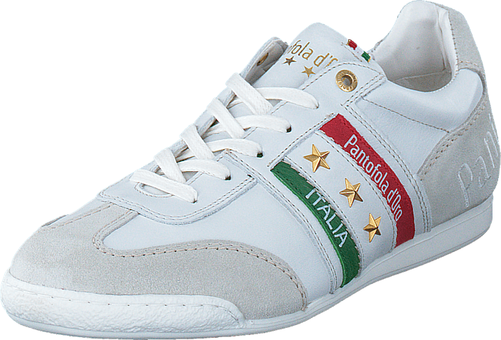Imola Romagna Uomo Low Bright White