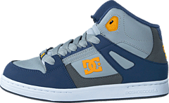 DC Shoes - Rebound SE Glow in the dark Blue Grey Blue 0c679492b8