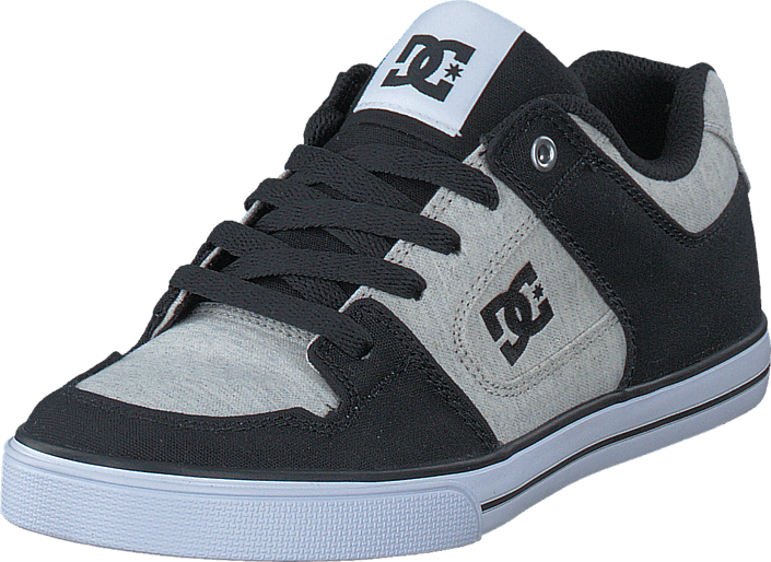 DC Shoes - Pure Tx SE Black/White/Black