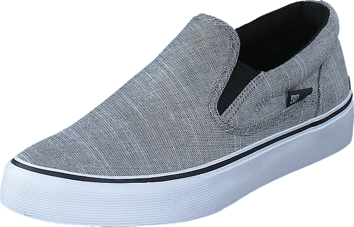 DC Shoes - Trase Slip-On Tx SE Charcoal Grey