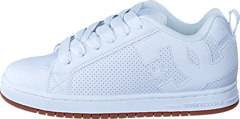Court Graffik White/White/Gum