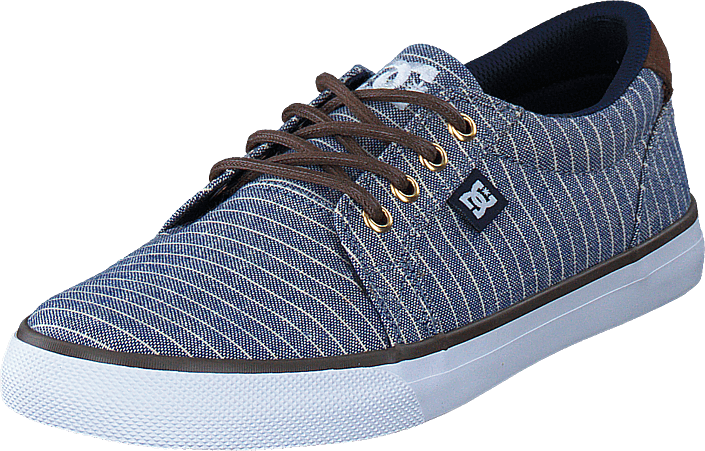 DC Shoes - Council Tx LE Brown/Blue