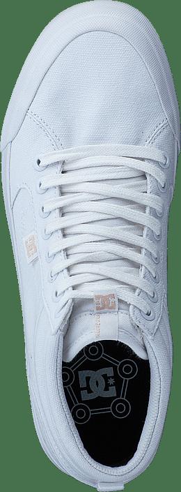 Kjøp Dc Shoes Evan Hi Tx White Sko Online