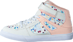 Dc Kids Spartan Hi Ev Shoe Cream