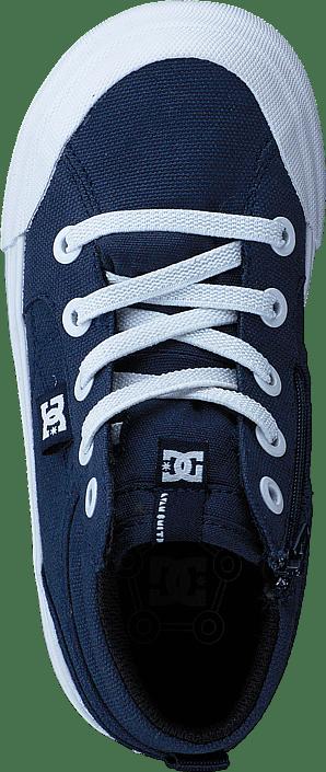 Dc Toddl Evan Hi Tx T Shoe Navy