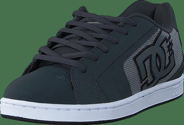 63e046a55aa Køb DC Shoes Dc Net Se Shoe Grey Ash blå Sko Online | FOOTWAY.dk