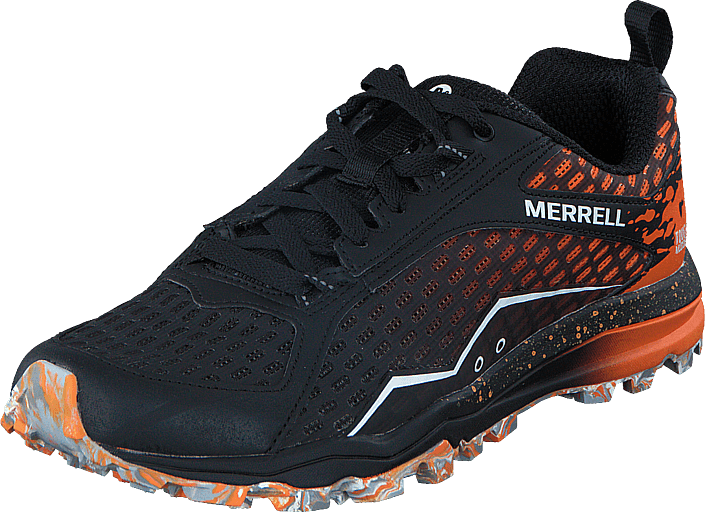 Merrell - All Out Crush Tough Mudder Orange