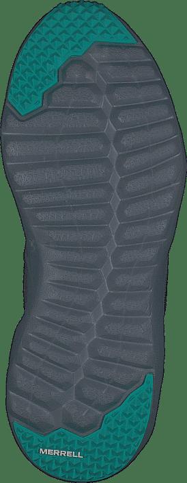 Merrell 1six8 Mesh Lace Black Scarpe Online