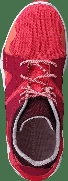 Sko Strawberry Sneakers Kjøp Røde Online Lace 1six8 Mesh Merrell qBFw4SY