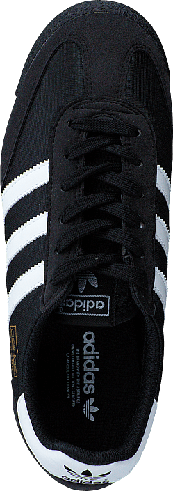 adidas Originals - Dragon Og Core Black/Ftwr White/Gum 3