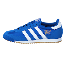 adidas Originals Dragon Og BlueFtwr WhiteGum 3 blaue