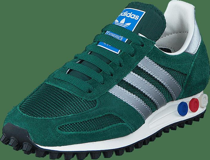 Buy Adidas Originals La Trainer Og Collegiate Green Matte Silver