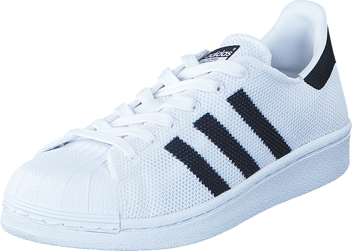 adidas Originals - Superstar J Ftwr White/Core Black/Ftwr Whi