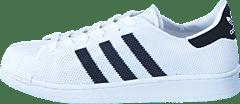 the latest 76ee7 d9d29 adidas Originals - Superstar J Ftwr White Core Black Ftwr Whi
